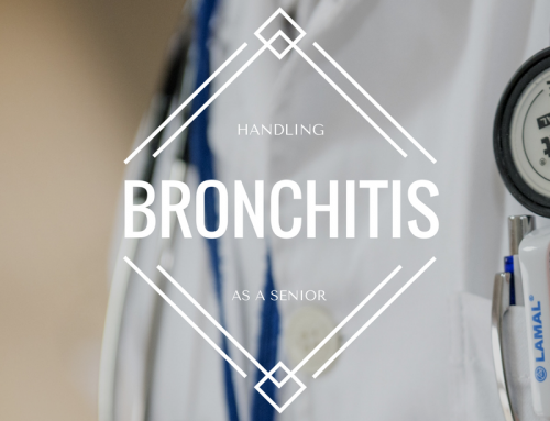 Handling Chronic Bronchitis as a Senior