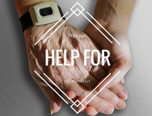 Seeking Help for Your Senior Parent