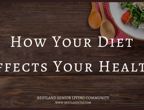 How Your Diet Affects Your Health