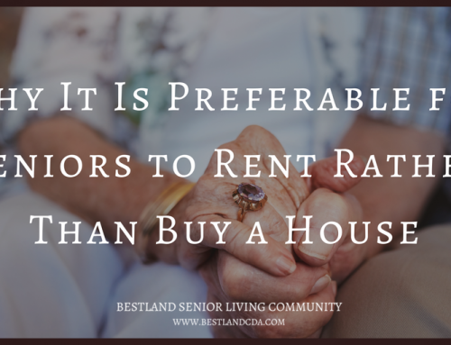 Why It Is Preferable for Seniors to Rent Rather Than Buy a House for Senior Living Coeur d'Alene Communities.