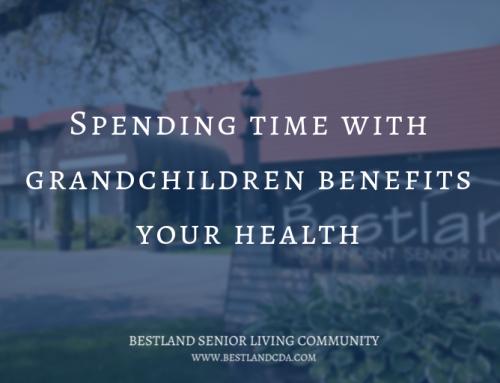 Spending time with grandchildren benefits your health