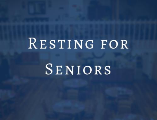 Resting for Seniors