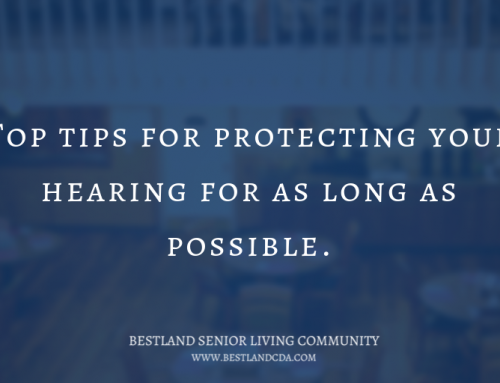 Top tips for protecting your hearing for as long as possible.